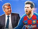 توافق اولیه؛ تمدید قرارداد مسی با بارسا تا 2026