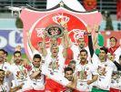 پرسپولیس قهرمان جام حذفی ؛ باز هم جام بر دوش حسینی