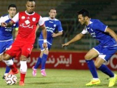 پیش بازی تراکتورسازی-استقلال خوزستان