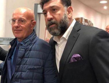 بازیکن سابق سرخابی ها در کنار اسطوره مربیگری در ایتالیا