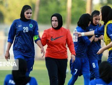 سرمربی قهرمان فوتبال زنان به تیم ملی جوانان رفت